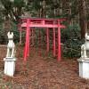 伊達政宗公の愛馬が眠る蠣崎神社に行ってみた